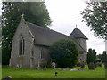 TM1072 : St. Mary's Church, Thornham Parva by John Goldsmith