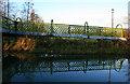 SK4833 : Footbridge Ramp by David Lally