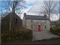 G7692 : Joe Maguire's shop Glenconwell, Ardara. by Bart Whelan