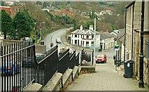 J4844 : Stream Street, Downpatrick by Albert Bridge
