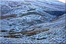 NY3416 : Keppel Cove Dams by Mick Garratt