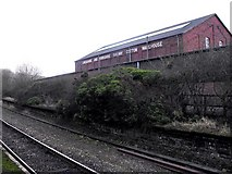 SD9311 : Lancashire and Yorkshire Railway Cotton Warehouse by Peter Thwaite