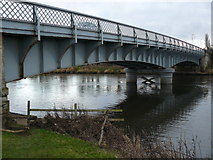SK4731 : Bridge over the Trent at Sawley by Andy Jamieson