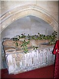 SU0460 : Tomb, St Andrew's Church by Maigheach-gheal