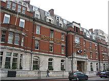 TQ3282 : Moorfields Eye Hospital, City Road, EC1 by Mike Quinn