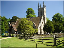 SU7037 : Chawton Church by Kevin Legg