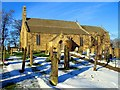 NZ1366 : Church of St Andrew, Heddon on the Wall by Andrew Curtis