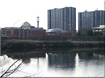NS5964 : Glasgow Central Mosque by Thomas Nugent