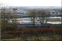 NS5565 : Govan from Yorkhill by Mike Pennington
