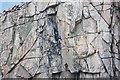 SW4136 : Climber at Bosigran by Bob Jones