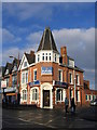 SP0489 : Midland Bank/ HSBC Handsworth, 40-11-12   Now Bank of India. by Roy Hughes