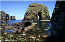 ND3648 : Stack O' Brough by Fergus Mather
