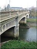 TM1543 : Princes Street Bridge by Keith Evans