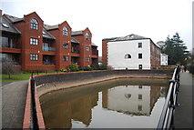 SX9291 : Waterfront development by Trew Weir by N Chadwick