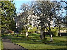 NH7389 : Skibo Castle by sylvia duckworth