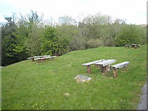 G9920 : Picnic site overlooking St Hugh's Well by Oliver Dixon