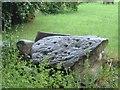 NZ1959 : Rock art on sofa, June 2007 by Elfrieda Waren