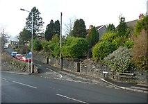 SE1307 : Modd Lane, Holmfirth by Humphrey Bolton