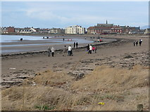 NS3230 : Troon Beach by G Laird