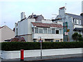 TQ1602 : Derelict Building, East Worthing, West Sussex by Roger  Kidd