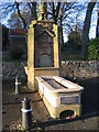 SO9975 : Horse Trough, Rose Hill. by Roy Hughes