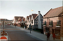 SP2055 : Shakespeare's Birthplace and Henley Street by Keith Edkins