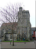 TQ4210 : The Church of St Thomas a Becket, Cliffe, East Sussex by Roger  Kidd