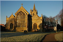SP0343 : St Lawrence's Church, Evesham by Philip Halling