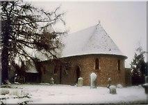 TL4311 : St Marys, Parndon Mill. 1987 by Glen Woolmore