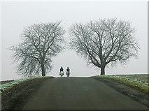 SP5162 : Riding near Flecknoe by Andy F