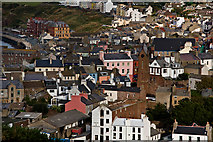 SC2484 : Rooftop view of Peel by Alan Edwards