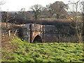 SJ5405 : Cound Bridge by Mr M Evison