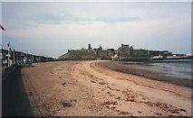 SC2484 : St Patrick's Isle and Peel Castle - 2 by Trevor Rickard