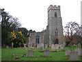 TG2440 : St Martin's Church by Evelyn Simak