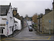 SE1039 : Old Main Street - Bingley by Betty Longbottom