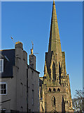 NT9953 : St Andrews Wallace Green by michael ely