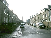 SE0824 : Belmont Place - Parkinson Lane by Betty Longbottom