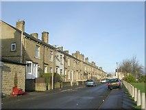 SE0724 : Plum Street - Parkinson Lane by Betty Longbottom