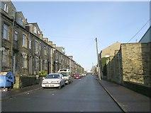 SE0724 : Pear Street - Parkinson Lane by Betty Longbottom