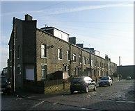 SE0724 : Tyson Street - Parkinson Lane by Betty Longbottom