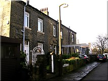 SE0724 : Trimmington Villas - Eversley Place by Betty Longbottom