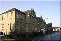 SE0724 : Warley Road Primary School - Warley Road by Betty Longbottom