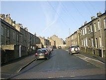 SE0724 : Irving Street - Fenton Road by Betty Longbottom