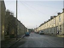 SE0724 : St Paul's Road - Wainhouse Road by Betty Longbottom