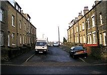 SE0724 : Highfield Place - Fenton Road by Betty Longbottom