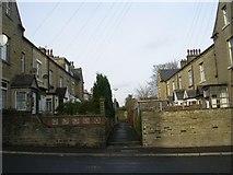 SE0724 : Hornby Terrace - Fenton Road by Betty Longbottom