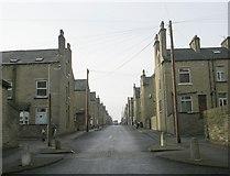 SE0724 : Fenton Road - Queen's Road by Betty Longbottom
