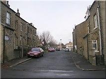 SE0824 : Woodbine Street - Hyde Park Road by Betty Longbottom