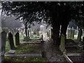 TQ2685 : St John at Hampstead, overflow churchyard by Chris Gunns