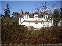 NJ6102 : House on Beltie Road by Stanley Howe